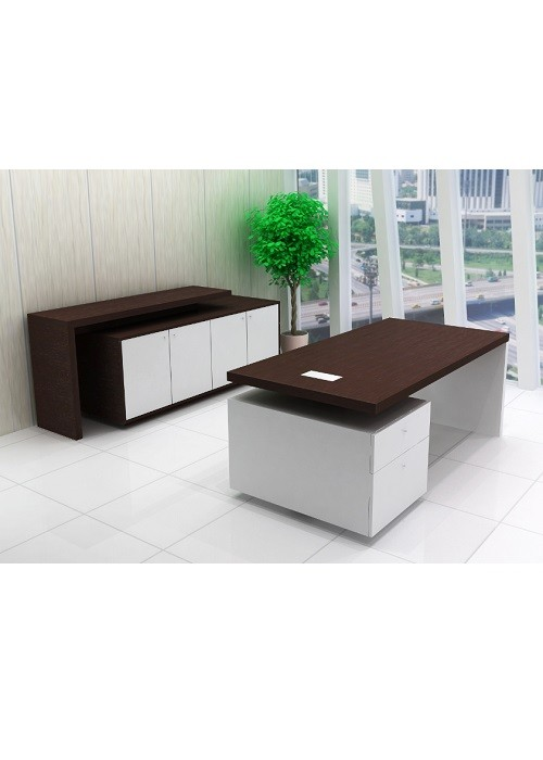 Poly Desk Package - Ideal Furniture