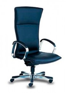Executive Leather Chairs - Ideal Furniture