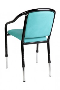 Adjustable Legs Chair - Ideal Furniture