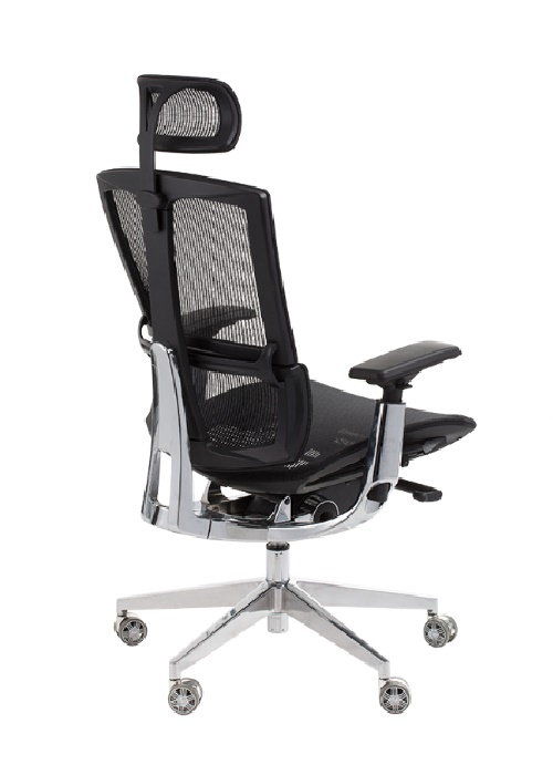 Eca Forte Executive Mesh Chair Ideal Furniture