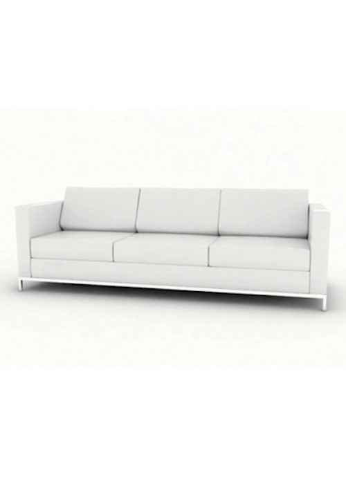 White Lounges - Ideal Furniture