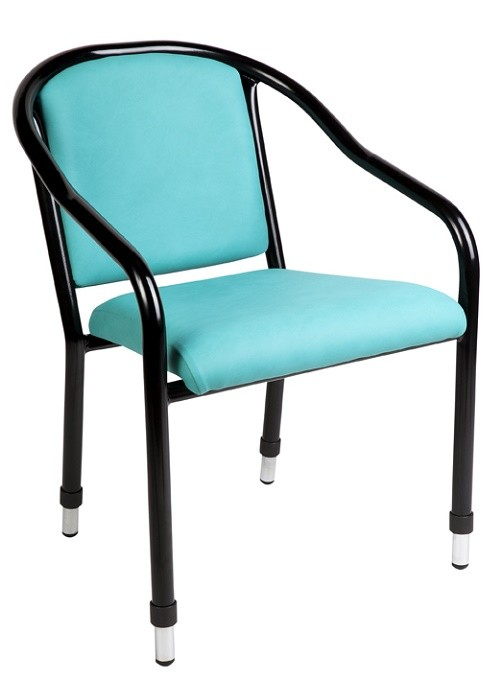 Visitor Chair Adjustable Legs - Ideal Furniture