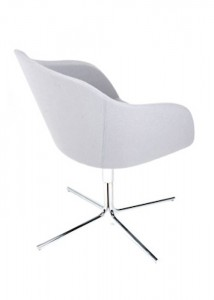 Swivel Chair - Ideal Furniture