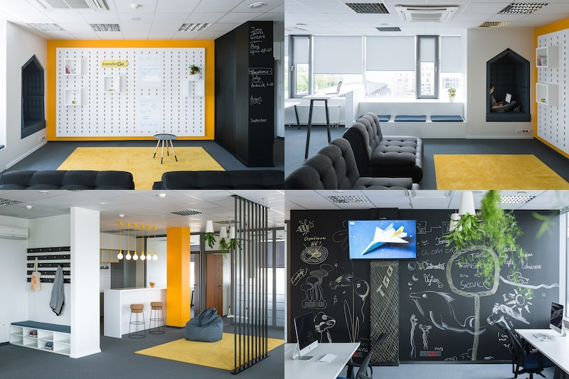 Office Design - Ideal Furniture
