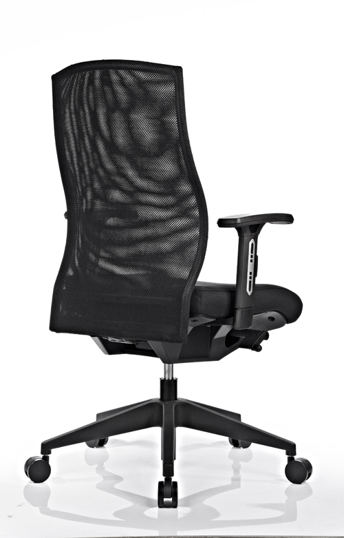 Style Sting Mesh Back Chair Ideal Furniture