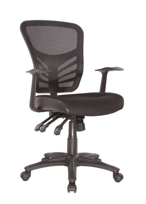 Style Yarra Ergonomical Chair Ideal Furniture