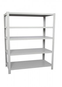 wide shelves