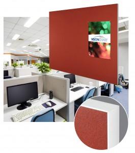 P36 Edge Framed Krommenie Pinboards