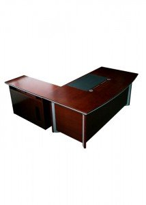 Timber Veneer Desks