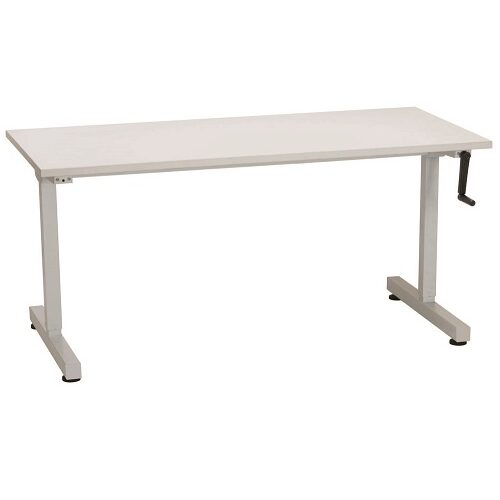 : FX Manual Height Adjustable Table