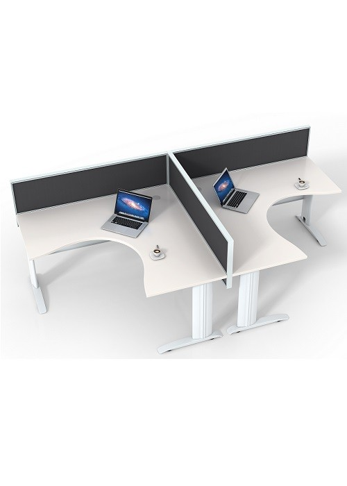 ID Rapid 2 person workstation