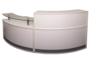 Modular Reception Counter Half Set