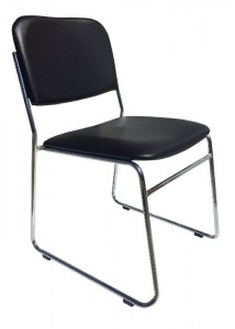 stella ed chair pu leather no arms